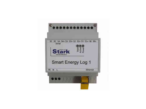 Smart Energy Log 1 Datenlogger für Smart Metering, M-Bus Master