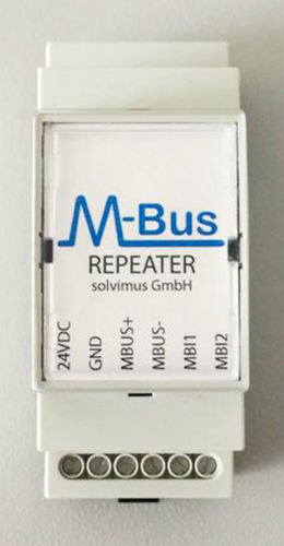 M-Bus Repeater für 80 Standardlasten