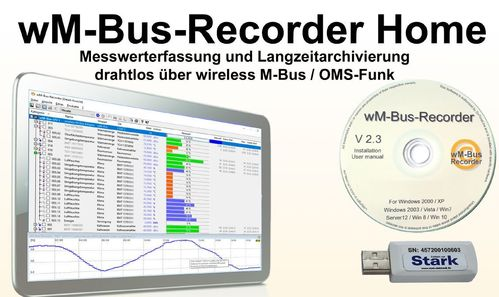 wMBus Recorder Home